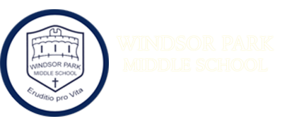 Windsor Park CE(C) Middle School Logo