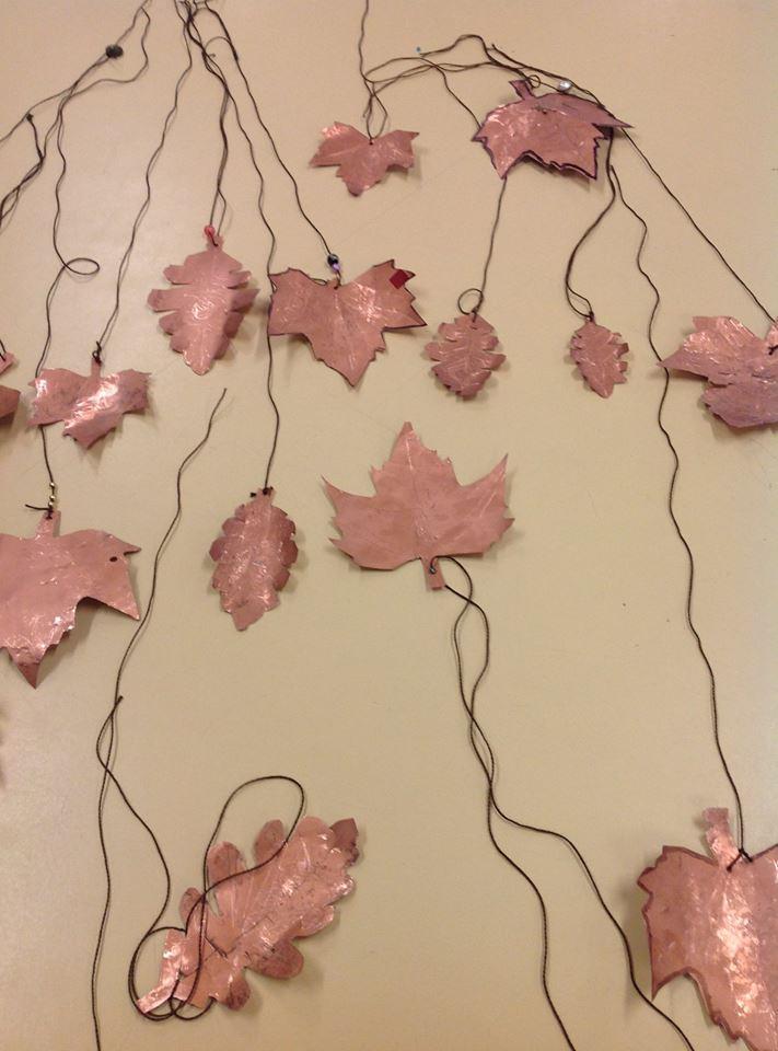 Cooper Leaves